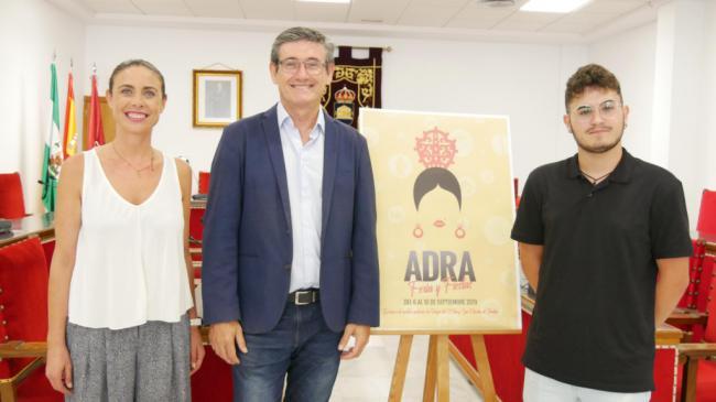 Adra ya tiene cartel anunciador para sus fiestas patronales