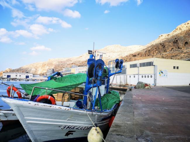 463.000 euros para crear un centro de segunda venta de pescado en el Puerto de Almería