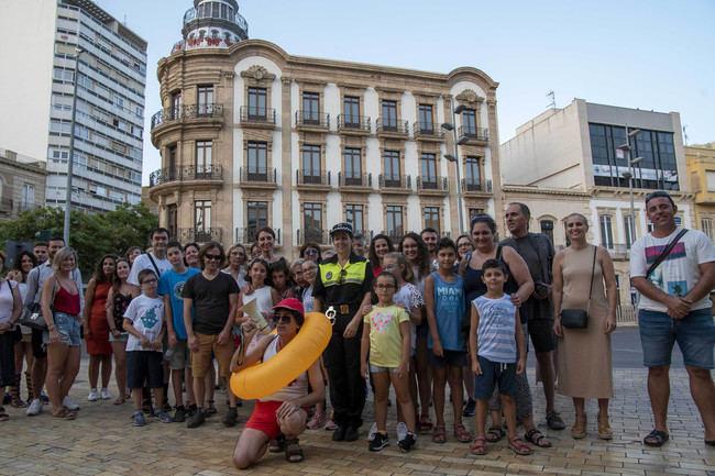 Visita teatralizada a la Almería más marítima