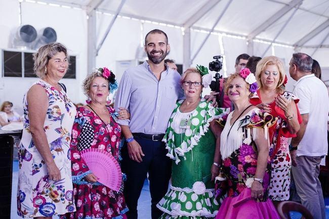 Más de 1.100 mujeres se han dado cita en el VI Homenaje a la Mujer en Feria que organiza el Ayuntamiento de Almería en el recinto ferial