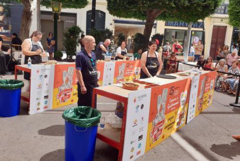 Pleno de semifinalistas en el XXV Concurso de Gastronomía almeriense