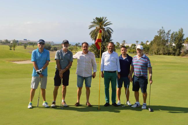 Alborán Golf logra el récord de 175 participantes en el Torneo de #AlmeríaEnFeria