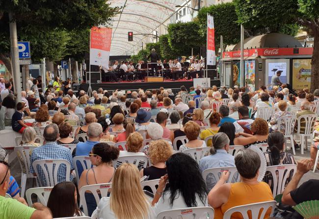 La Banda Sinfónica Municipal viaja por los sonidos de las provincias andaluzas