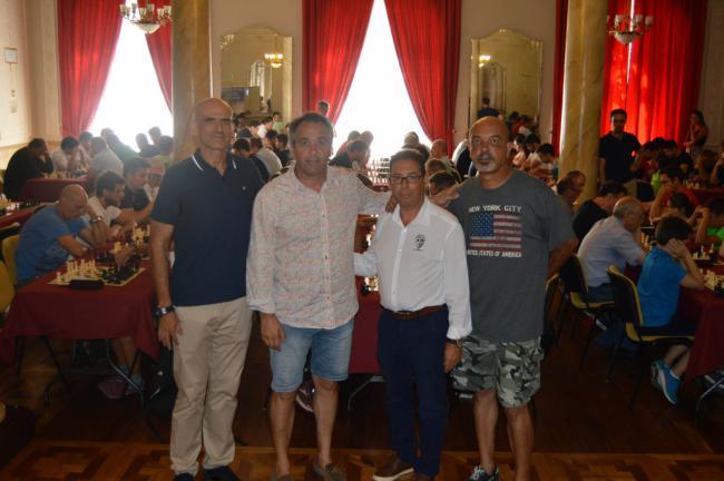 Alfredo Giaccio gana el XXXV Torneo Internacional de Ajedrez