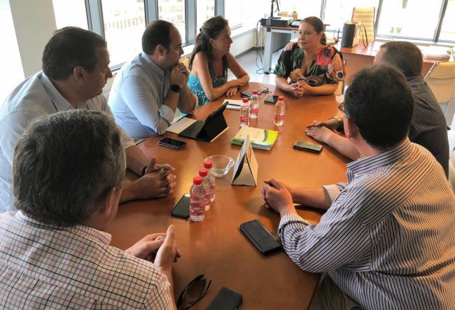 La Junta avanza en la depuración de aguas en el Valle del Almanzora