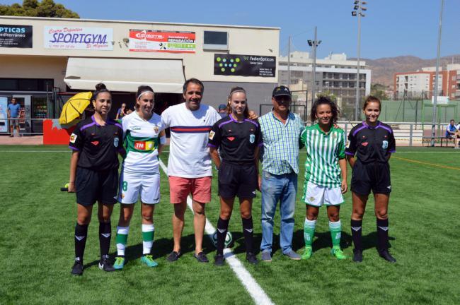 El Betis gana el II Trofeo de Fútbol Femenino de #Almeriaenferia