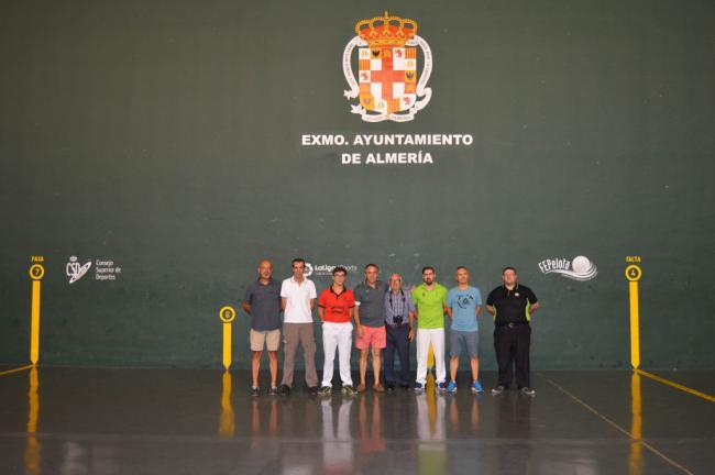 El Frontón de #AlmeríaEnFeria celebra su 124 edición