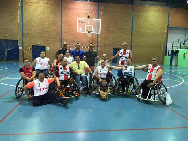 El XXI Trofeo de Baloncesto en Silla de Ruedas da visibilidad al deporte adaptado