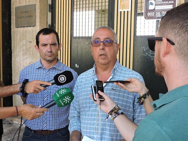 El PSOE reclamará un espacio para el Poli Almería