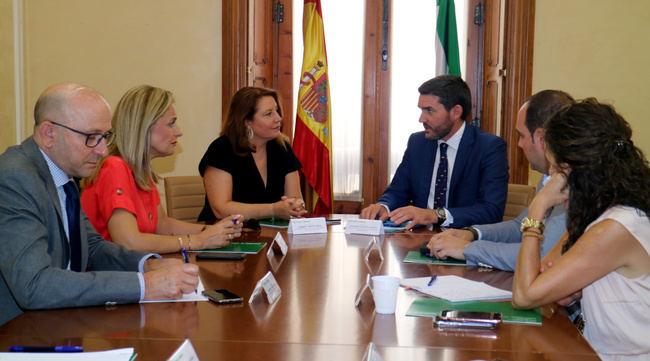 Andalucía y Murcia se unen ante la posible modificación de la explotación del Trasvase Tajo-Segura