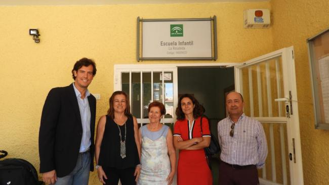 9.500 niños menores de tres años comienzan sus clases en Almería