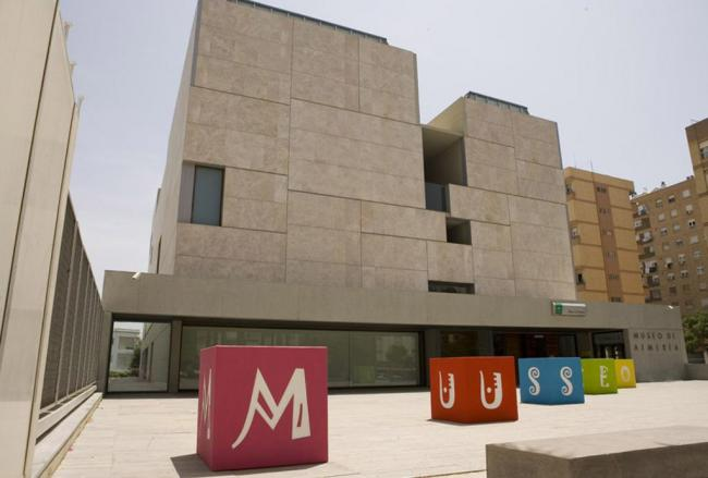 El Museo de Almería oferta visitas teatralizadas, cine, cuentacuentos y talleres infantiles