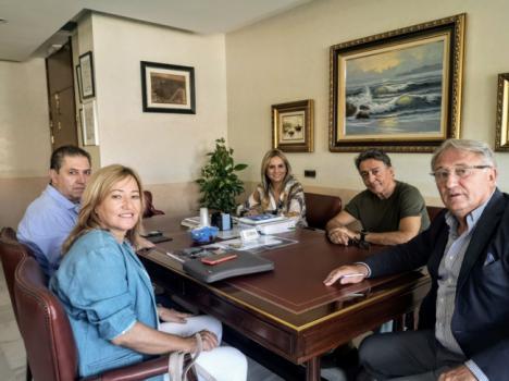 La Autoridad Portuaria de Almería apoya el proyecto del Puerto Seco de Níjar