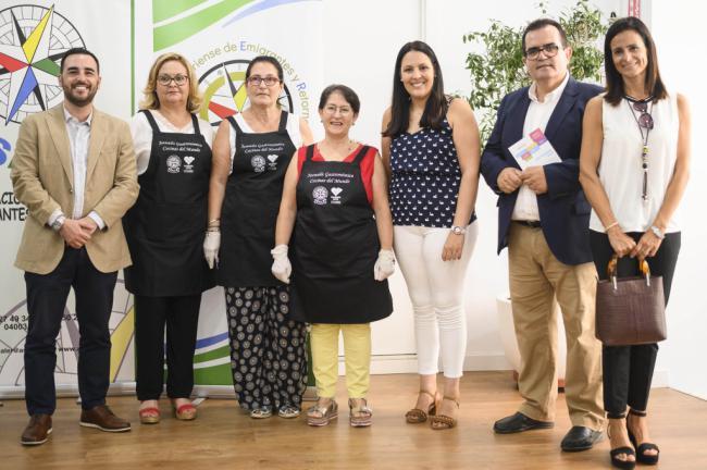 Los emigrantes retornados comparten sus recuerdos gastronómicos en Almería 2019