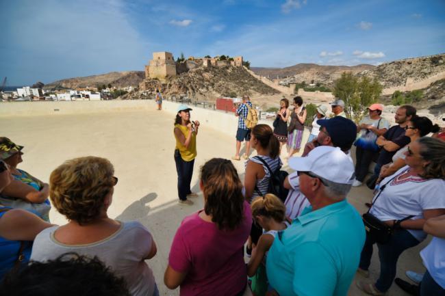 El encanto de la visita 'Almería Panorámica'