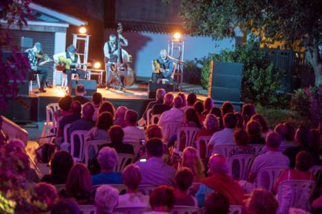 'Olé Swing' agota las entradas en el XXVII Festival de Jazz Almería