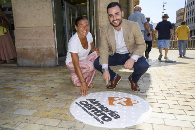 La nueva marca del Centro Comercial Abierto Almería