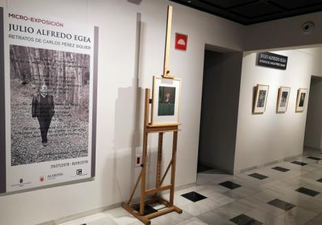 Prorrogada la exposición de Carlos Pérez Siquier sobre Julio Alfredo Egea