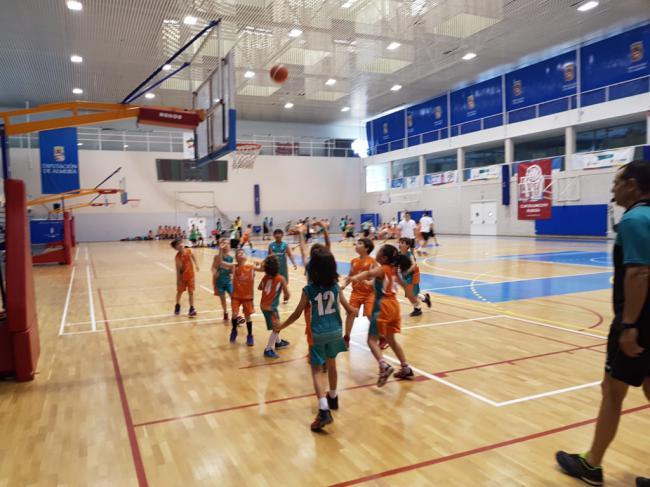 La EDM CB Almería comienza con ilusión una temporada donde espera a 700 deportistas