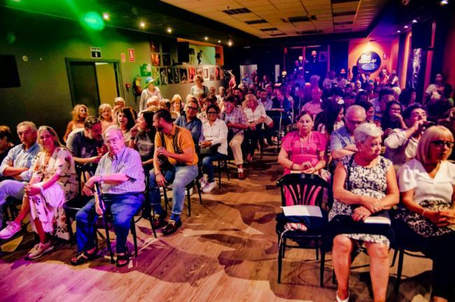 Bolero y bossa triunfaron en el tercer concierto del XXVII Festival de Jazz de Almería