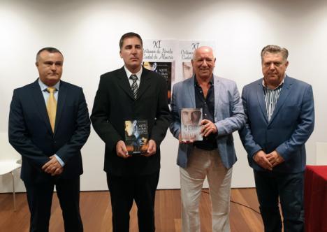 Francisco Calvo gana el Ciudad de Almería con la novela 'De Febrero a Marzo'