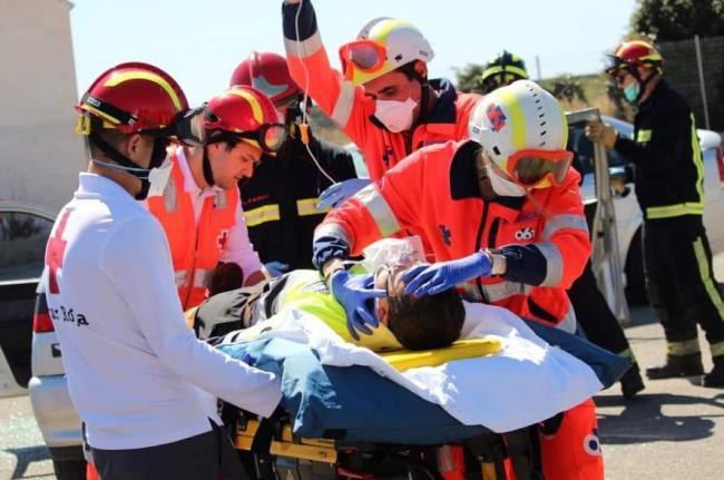 El 061 en Almería atiende 43.205 asistencias en el primer semestre del año