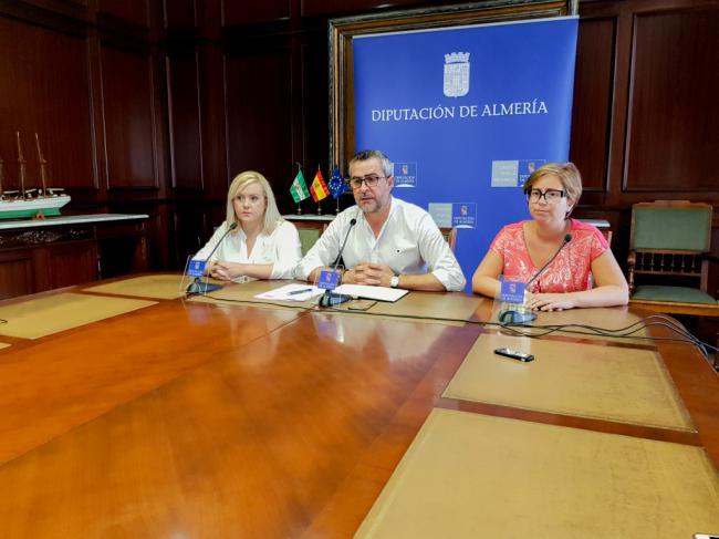 El PSOE propone una moción de consenso con las actuaciones que Diputación debe acometer tras el temporal
