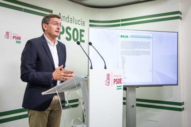 El PSOE insta a la Junta a incluir más pueblos en las ayudas por DANA