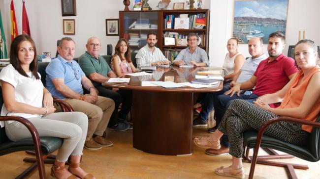 El alcalde de Adra califica estos primeros 100 días como 'intensos'