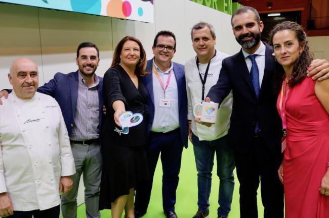 Crespo valora la apuesta de Almería por la promoción de sus productos y su gastronomía
