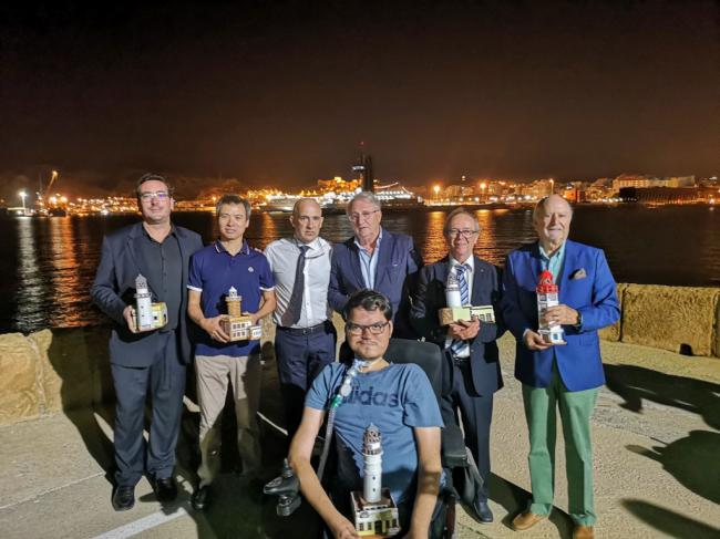 Los Premios 'Faros de Almería 2019' abren el Puerto a la ciudad