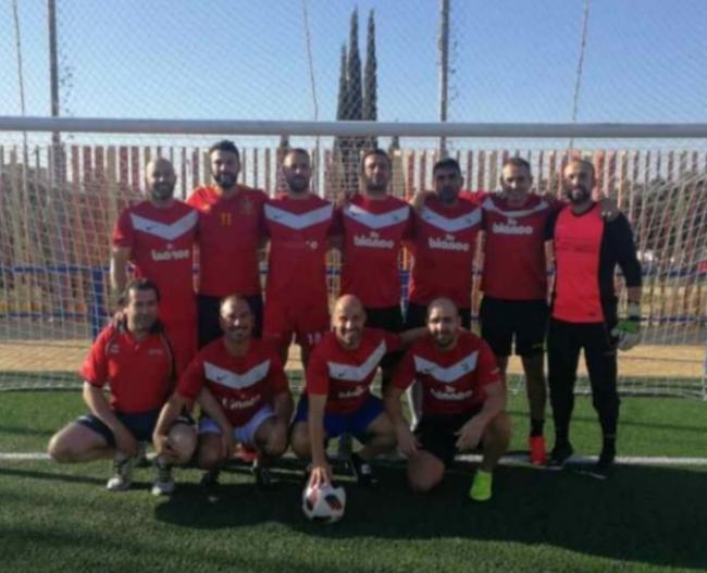 La Policía Portuaria de Almería, tercera en el II Torneo 'Patrón de la Policía Nacional' de Fútbol 7