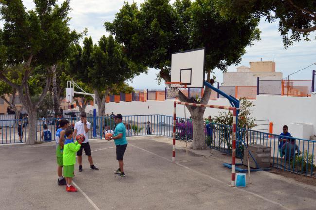 La EDM Padre Huelin arranca la temporada de baloncesto