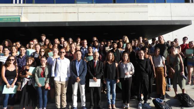150 auxiliares de conversación colaborarán en centros bilingües de Almería