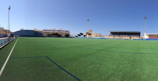 Adjudicado el contrato de suministro del alumbrado LED en el Estadio Miramar