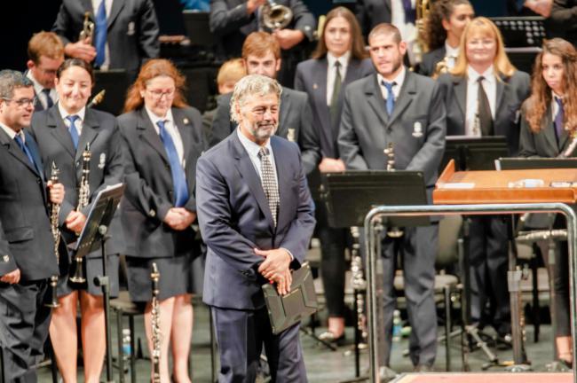 La Banda Sinfónica Municipal viaja por los compositores europeos