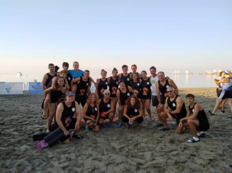Los Troncos logra el oro en el Campeonato de España Dragon Boat