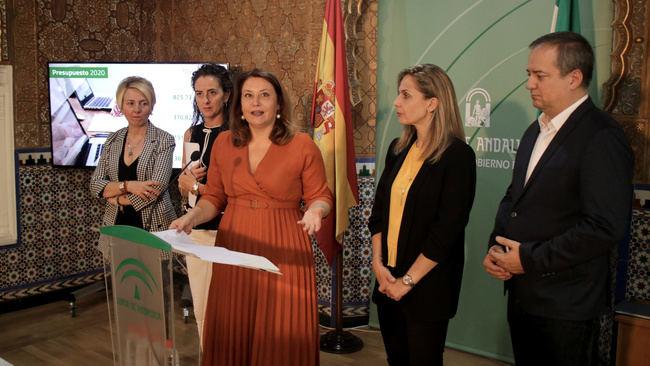 La inversión provincializada de la Junta para 2020 en Almería aumenta un 18%