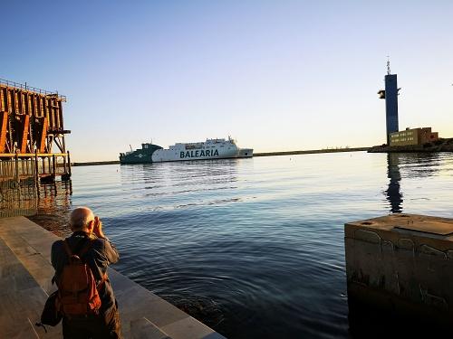 La Autoridad Portuaria estudia suministrar gas natural licuado a los ferris