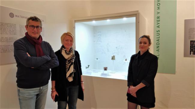 La Alcazaba de Almería acoge la exposición 'Infancia y juego en Al-Andalus'