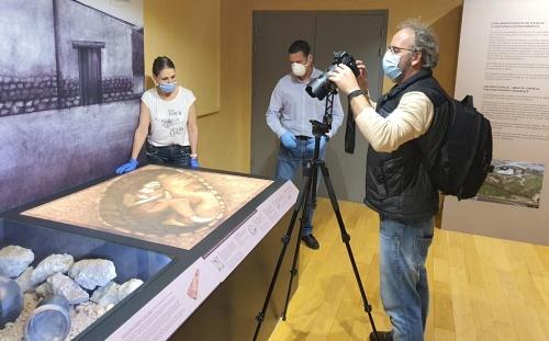 El Ejido presentará en el Día de los Museos un tour virtual en 3D por su arqueología