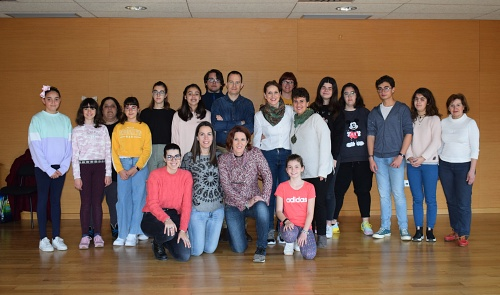 Master class de Pilar Barberá sobre creación colectiva