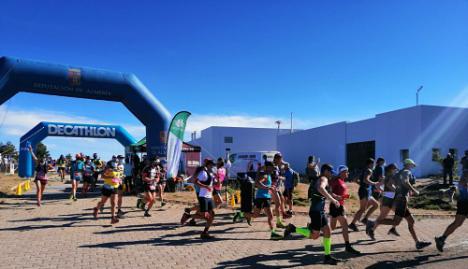 Calar Alto, protagonista de una nueva edición de Carreras por Montaña de Diputación