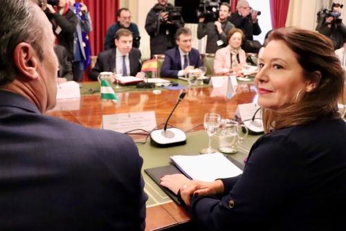 Crespo pide al Ministerio incentivos fiscales para agricultores y ganaderos afectados