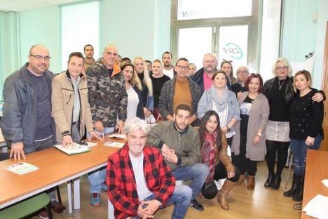 CSIF traslada al PSOE las demandas del sector del manipulado