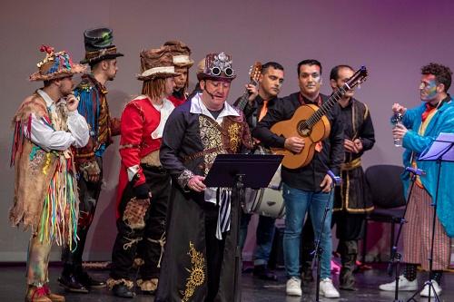 'Noche de Gala', 'Felicidades, Princesa' y 'Este año damos el cante', ganan el Carnaval de Almería