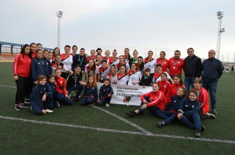 La Cañada Atlético Femenino, campeón de la Liga Provincial senior