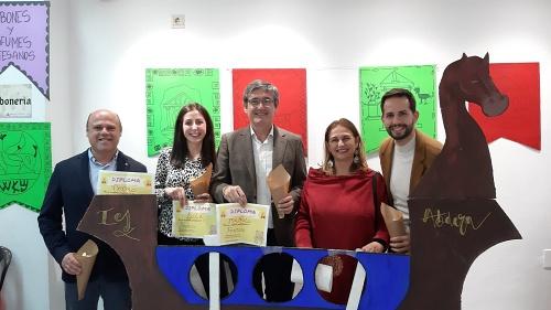 El IES Abdera celebra su I Gala de San Juan Bosco