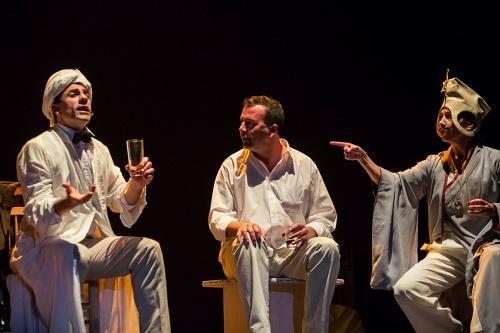 'Espejo, Capricho Escénico', nueva cita con Delicatessen en el Teatro Apolo