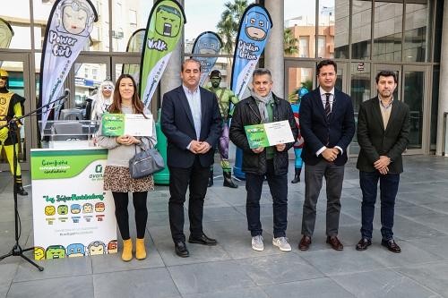 2.500 escolares de El Ejido aprenden reciclaje en 'Avanza en Verde 2019-20'